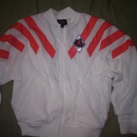 f7f60a73519 Jordan Jackets & Coats | Retro 6 Nylon Jacket | Poshmark